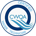 CWQA Certified Water Technician