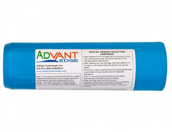 Arsenic Point Of Use Filter – Advant Edge